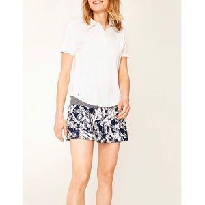 Lole blue tennis skorts workout skirt shorts